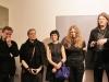 Menininkų delegacija iš Lietuvos kartu su Klaipėdos Kultūros ir komunikacijų centro direktoriumi Ignu Kazakevičium