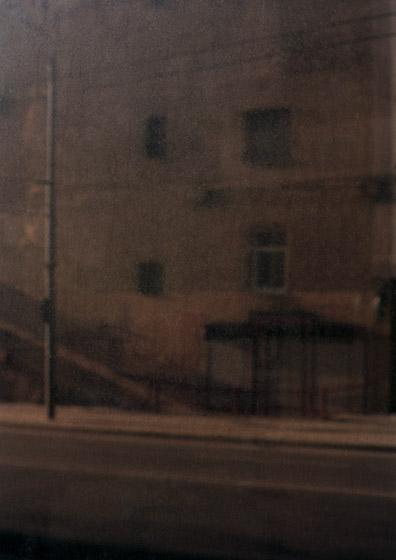 Iš ciklo Miestas. 12.2004