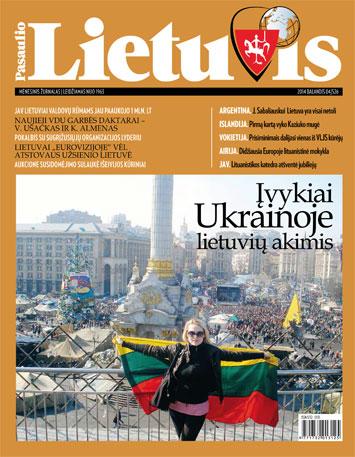 """""""Pasaulio lietuvis"""" – ir patyręs, ir šiuolaikiškas: skaitykite žurnalą kompiuteryje ir planšetėje"""