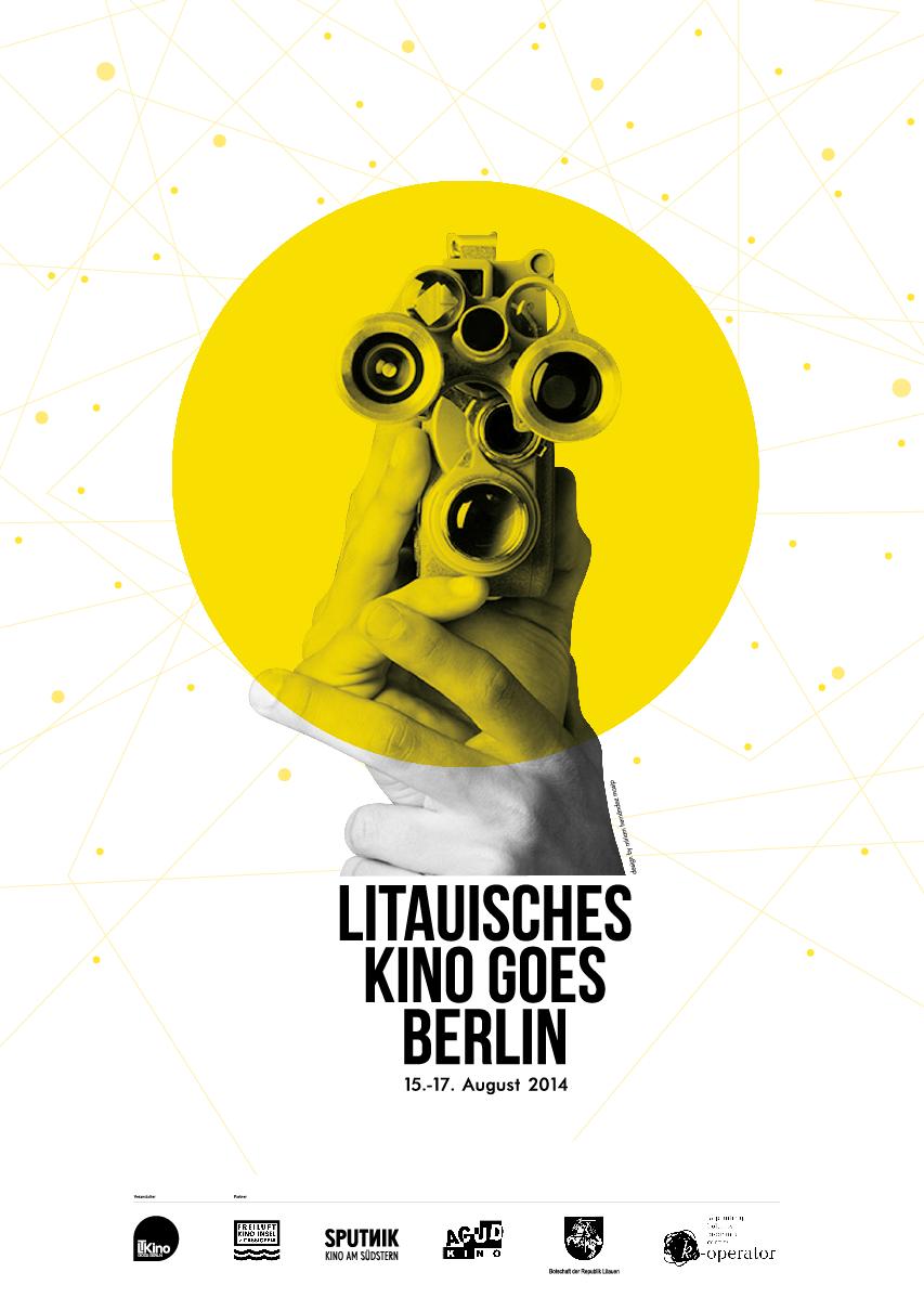 Litauisches Kino Goes Berlin!