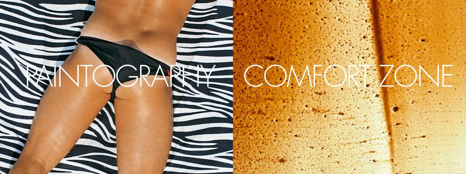"""Parodos """"Comfort Zone""""  ir """"Paintography"""" atidarymas"""
