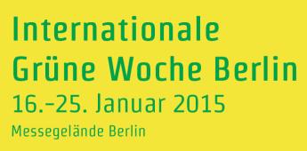Tarptautinė Žalioji savaitė/Internationale Grüne Woche 2015