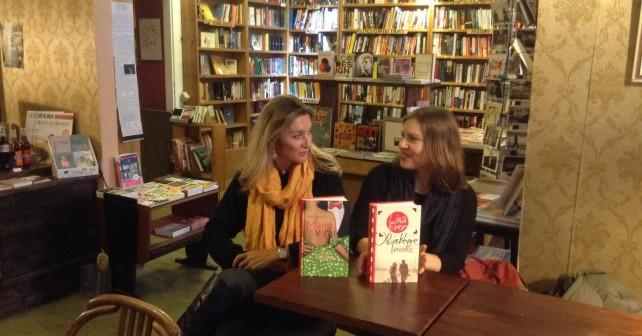 """HAMBURGE: Susitikimas """"Meilė, knygos ir meilė knygoms"""""""