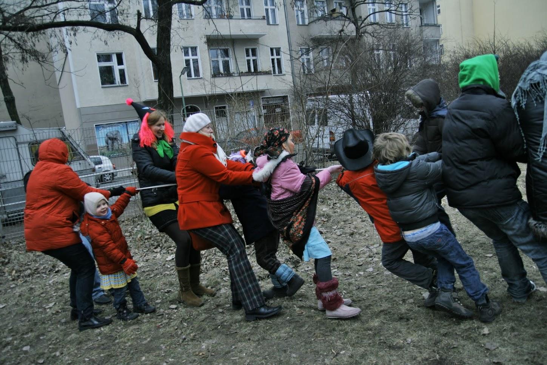Berlyno lietuvių mokyklėlė kviečia į Užgavėnių šventę