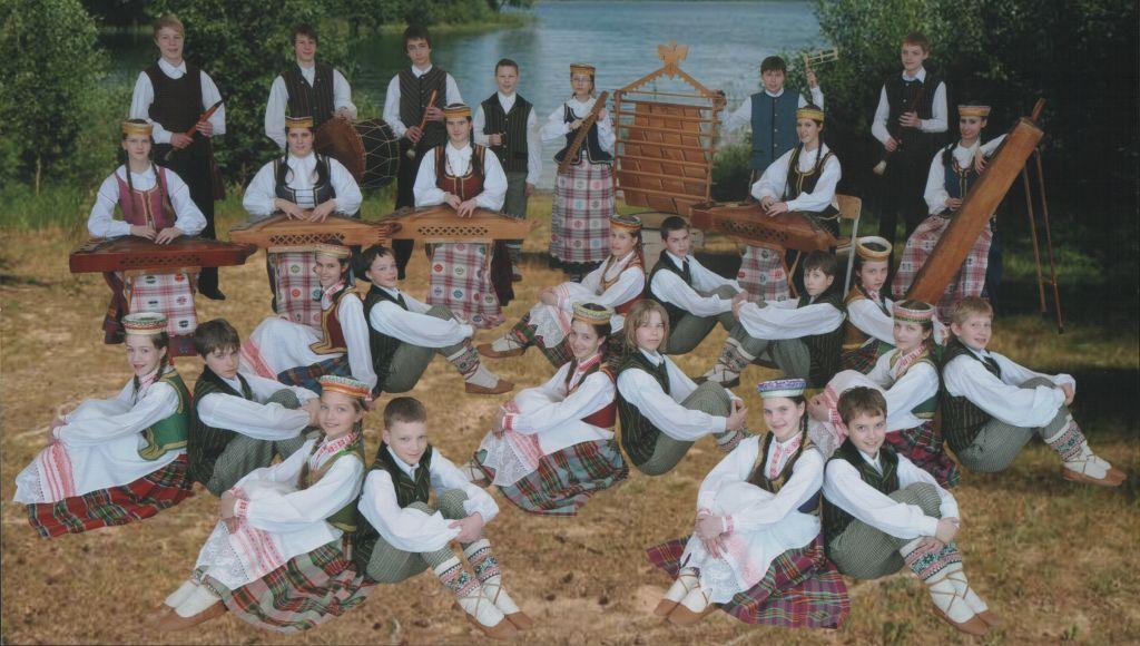 """KONCERTAS """"Muzikinė mozaika iš Lietuvos"""""""