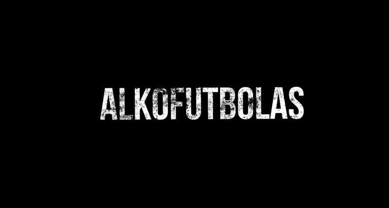 """Kęstučio Gudavičiaus filmo   """"ALKOFUTBOLAS"""" peržiūrą."""