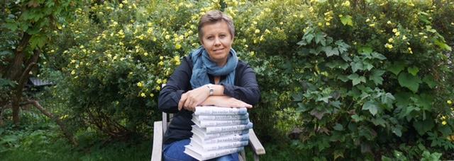 Susitikimas Berlyne su rašytoja iš Norvegijos spalio 7d. !