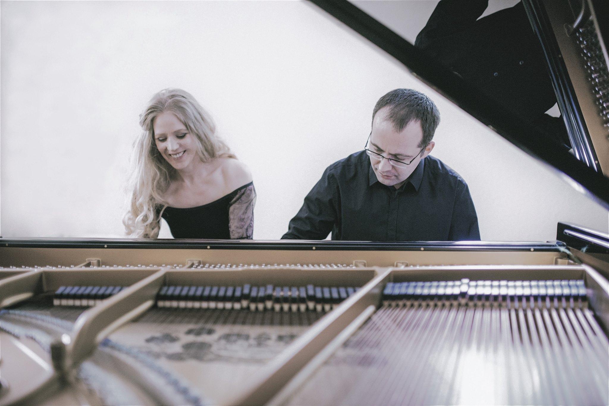Klavierabend. Giedre Lutz & Rimvydas Kisevicius