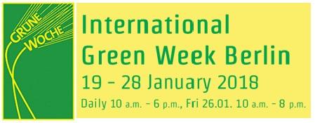 """Kviečiame aplankyti """"Žaliąją savaitę"""" Berlyne!"""