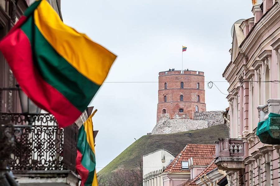 Lietuvių bėgimas Vasario 16-ąją Berlyne.