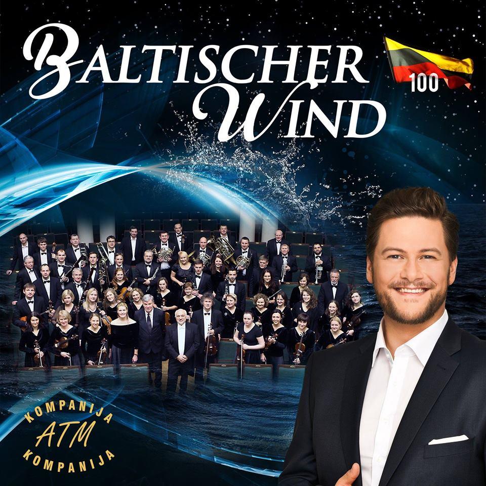 Kauno simfoninis orkestras su Merūnu Vitulskiu / Baltischer WIND gegužės 14 d. 20 val.